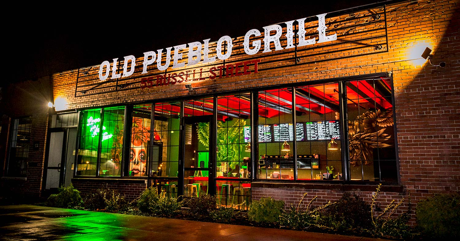 Old Pueblo Grill Rochester S Favorite Mexican Restaurant